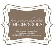 Chi Chocolat Logo