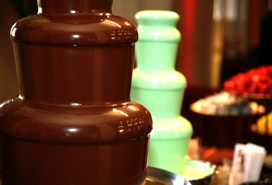 Chocolate Fountain Feature