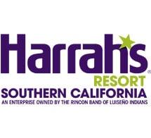 Harrah's Resort Southern California Logo