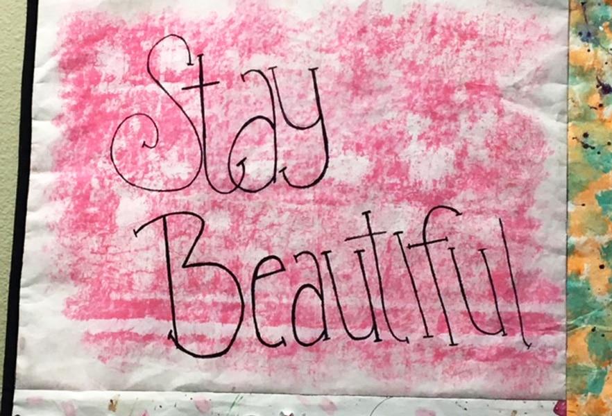 I CARE Stay Beautiful