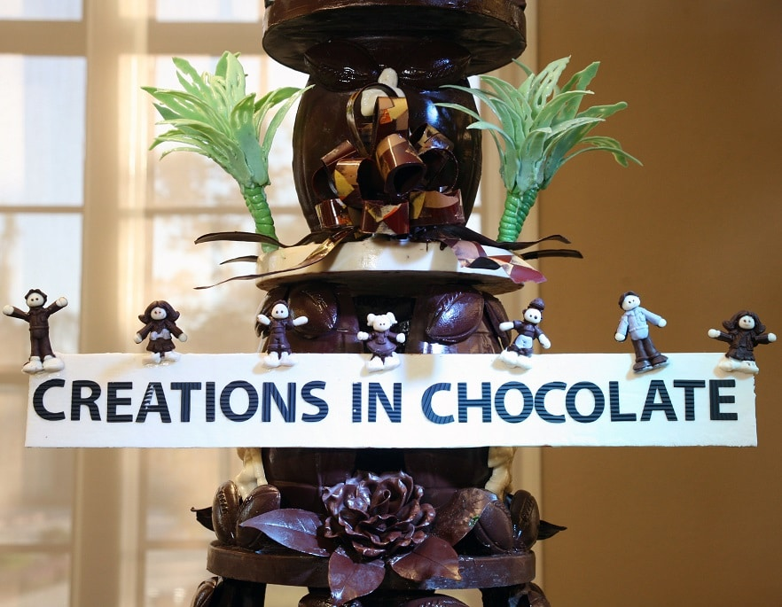 Creations in Chocolate