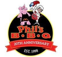 Phil's BBQ Logo