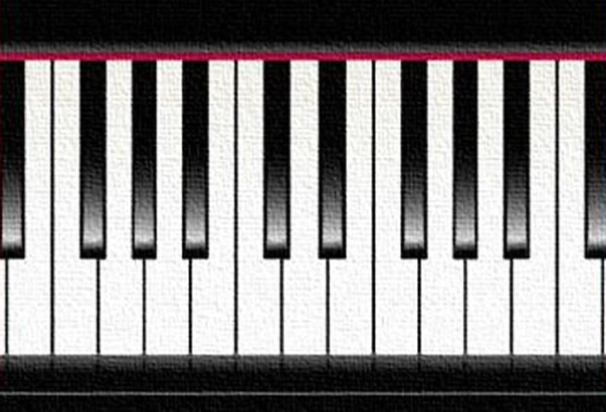 Piano Keys Feature