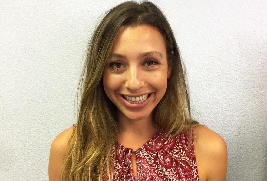Leah Aguirre, Our Safe Place Program Manager