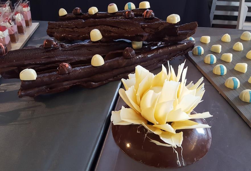 International Culinary School at The Art Institute of California-San Diego chocolate