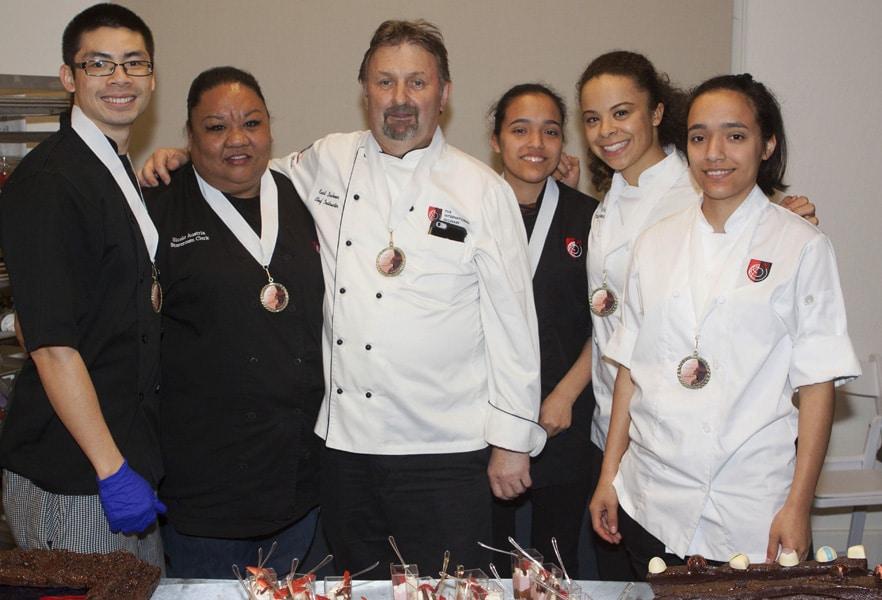 International Culinary School at The Art Institute of California-San Diego