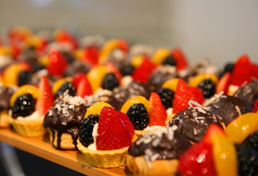 Harrah's Resort Southern California desserts