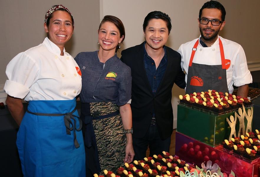 Puesto Chefs & Dat Phan