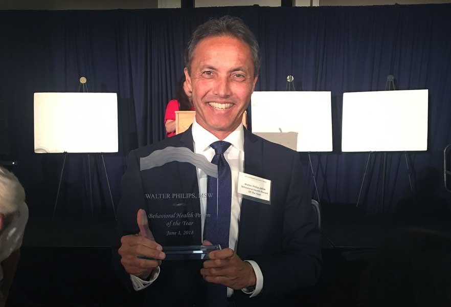 Walter Philips Behavioral award