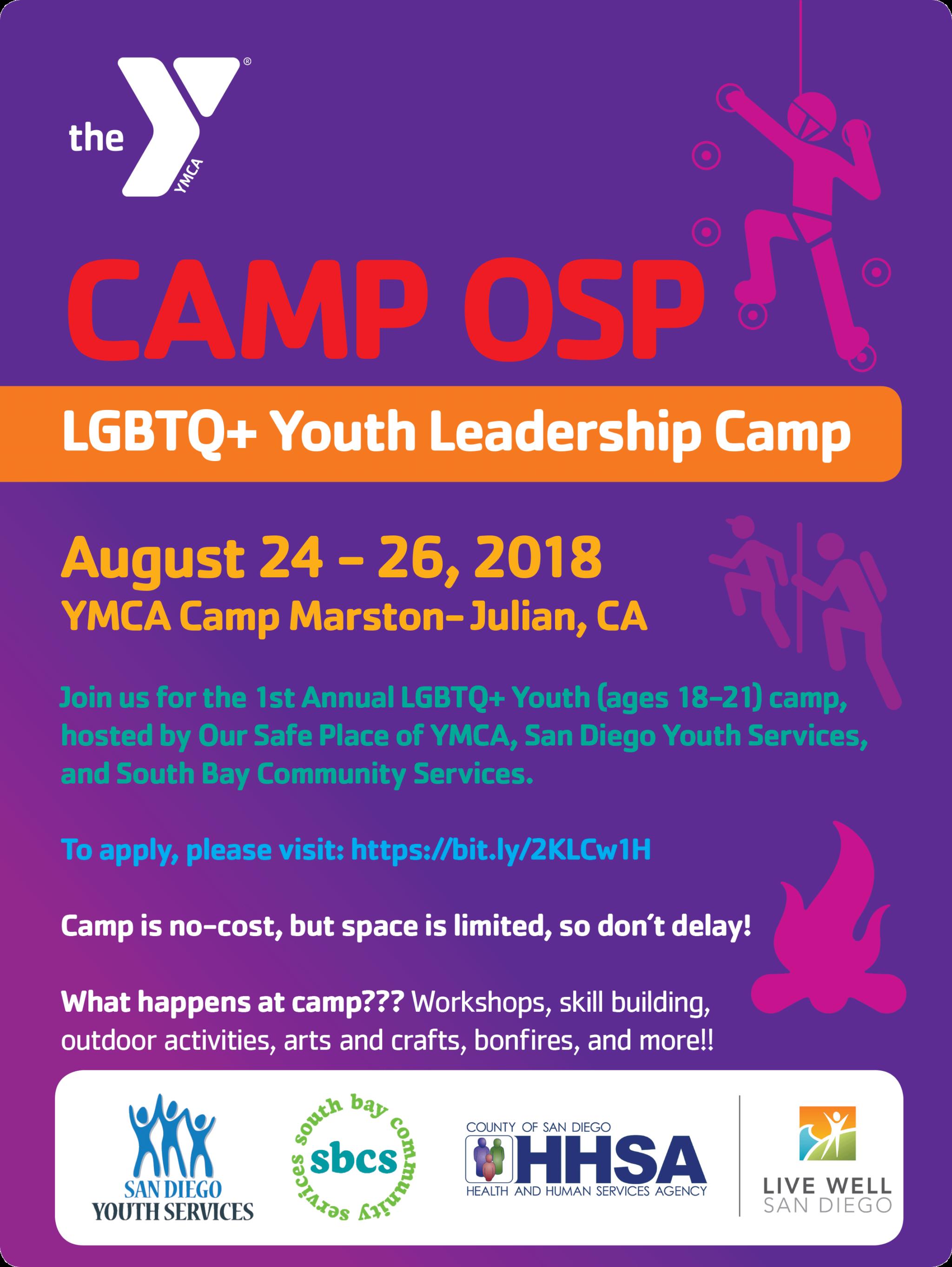 2018 OSP Camp