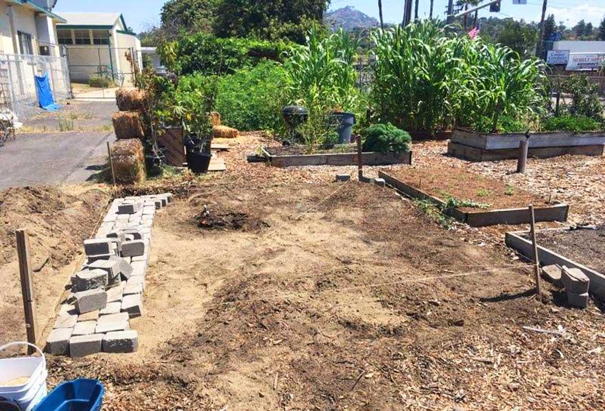 PWI landscaping