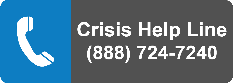 Crisis Line Graphic