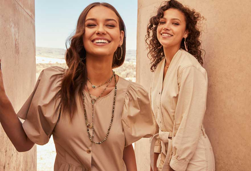 Kendra Scott Models
