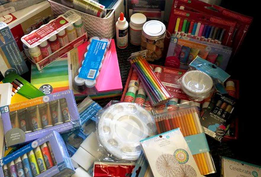 CECO Art Supplies TAY Academy