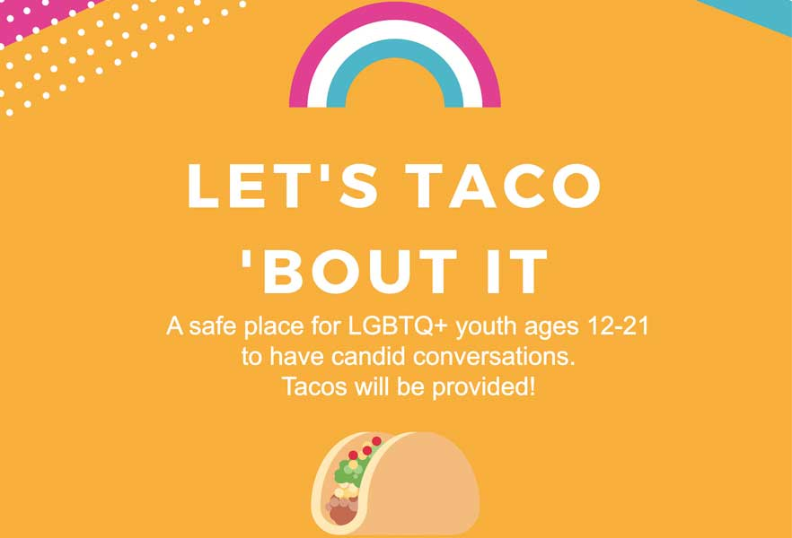Lets Taco Bout It Flyer