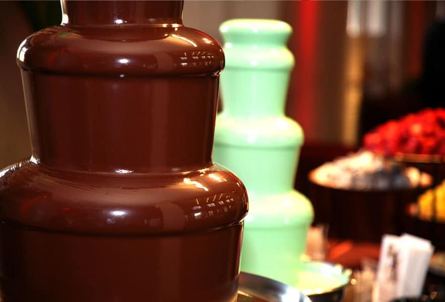 Euro Pastry & Chocolate Fountain