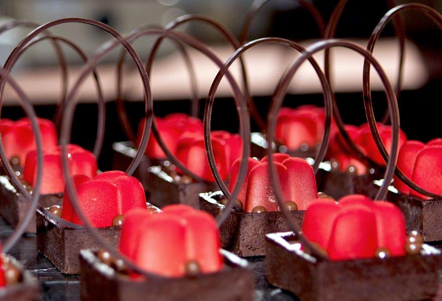 Fairmont Grand Del Mar chocolate