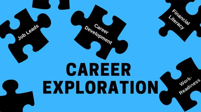 ILS Career Exploration event