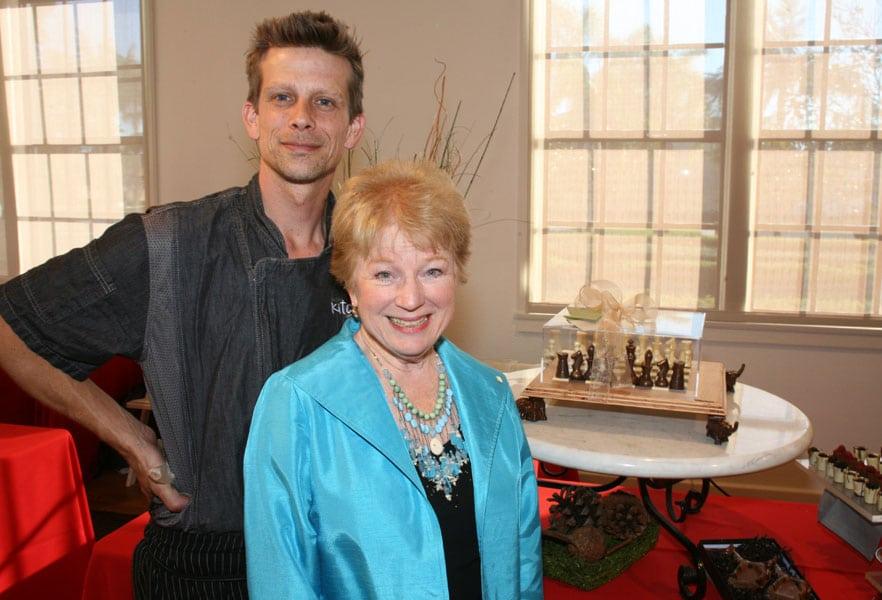Chi Chocolat   Chef Jesse Brown & Suzy Spafford