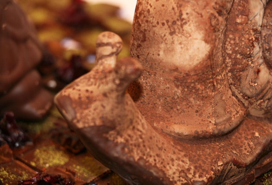 Gourmet M Chocolates piece