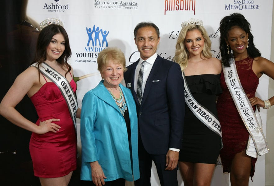 Titleholders, Suzy Spafford & SDYS CEO Walter Philips