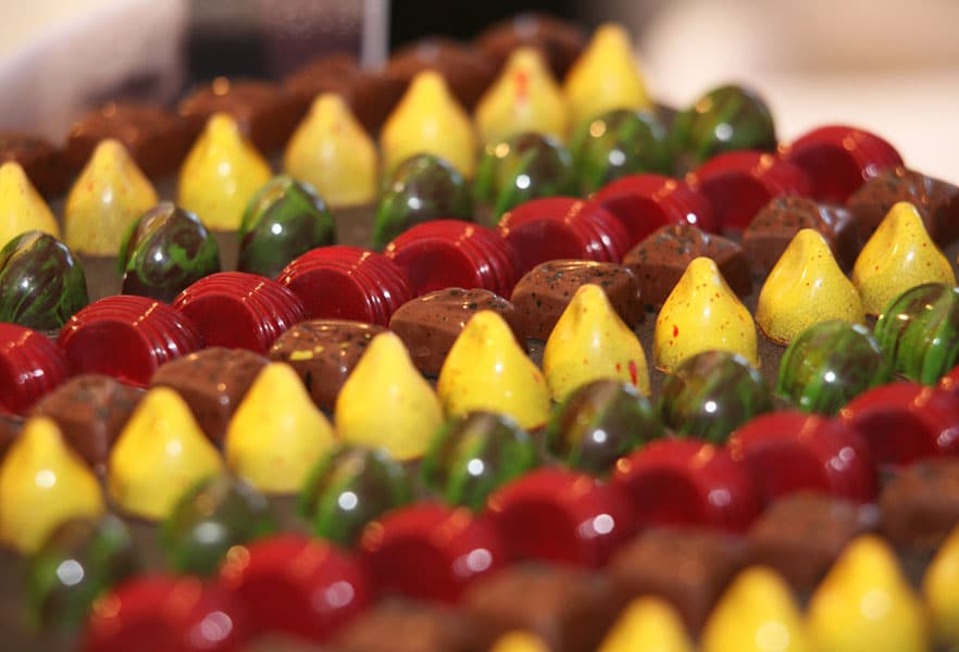 Town and Country chocolates
