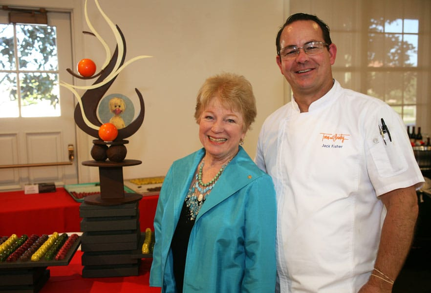 Town & Country   Chef Jack Fisher & Suzy Spafford