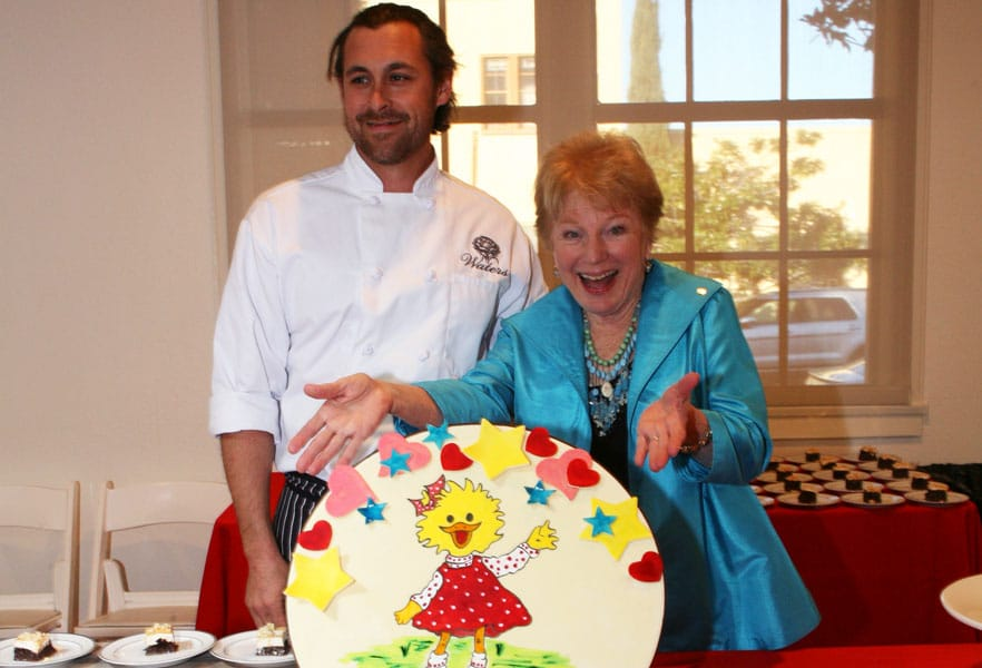 Waters Fine Foods & Catering   Chef Joe Pastry & Suzy Spafford