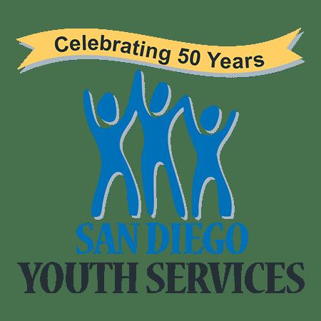 SDYS 50th Logo