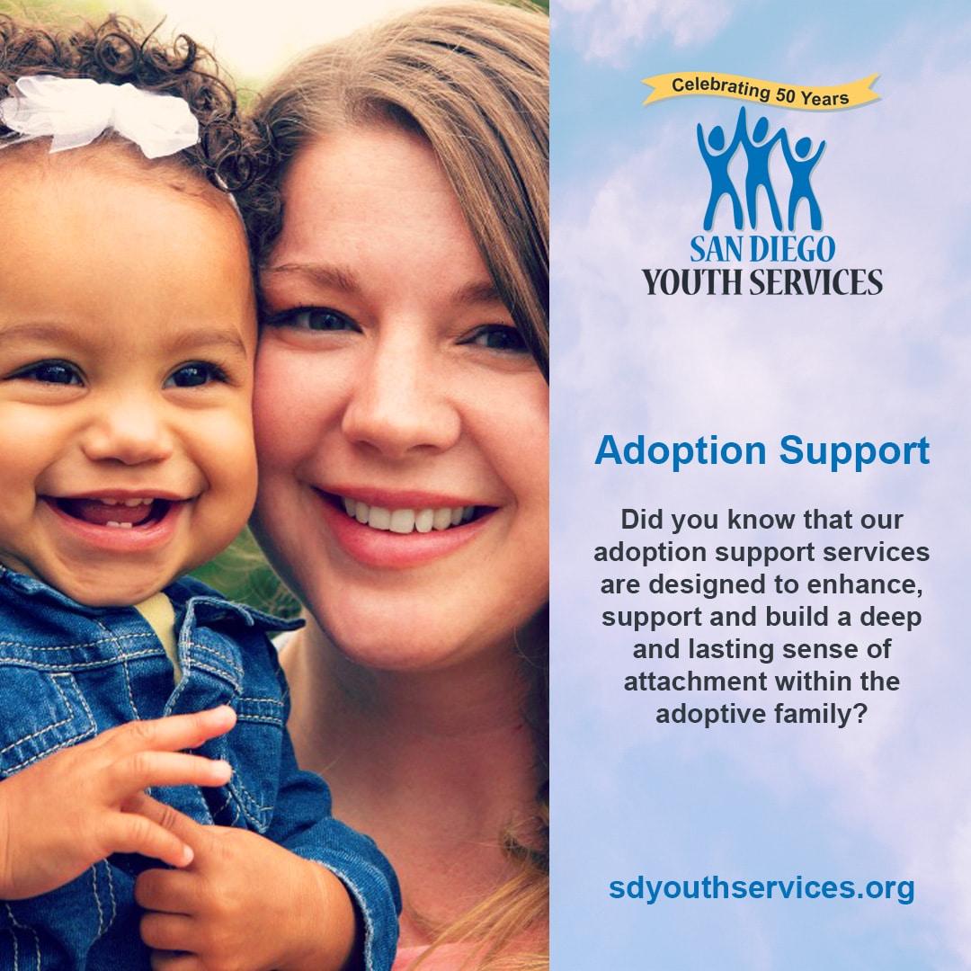 SDYS Adoption Support