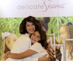 Delicate Seams founder Aida Yodites