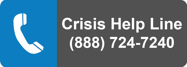crisis help line