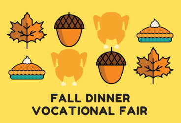 Fall Dinner Vocational Fair @ San Diego Youth Services, Board Room