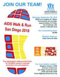AIDS Walk & Run @ Hillcrest