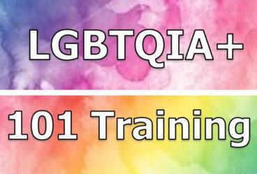 LGBTQIA+ 101 Training @ Spring Valley & East Communities Campus Auditorium