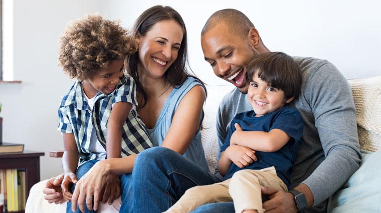 Multiethic family