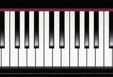 Piano Keys Feature