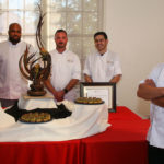 San Diego Culinary Institute | Chef Bruno Albouz & Pastry Students
