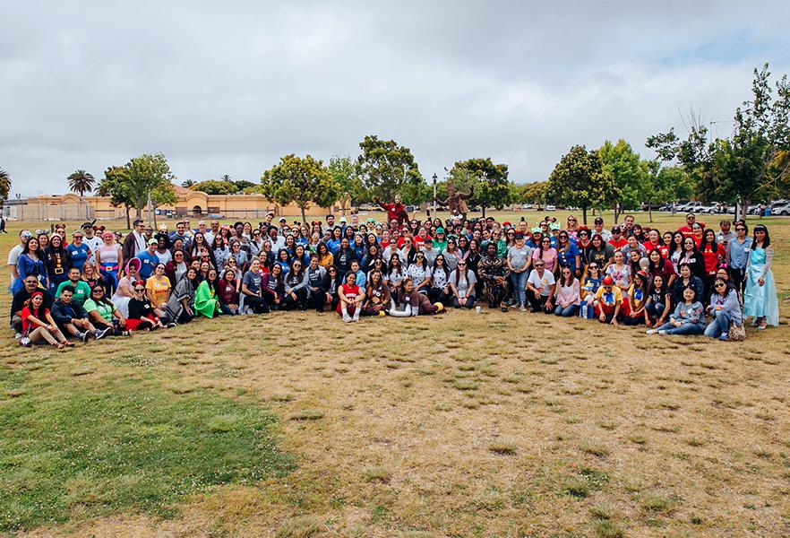 Staff Appreciation Event 2019 Group