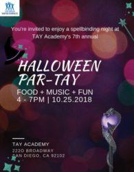 Halloween parTAY @ TAY Academy