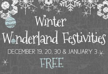 Winter Wonderland Festivities @ Spring Valley & East Communities Campus Auditorium
